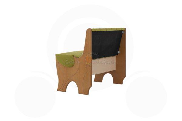 прямой кухонный диван Серж 2