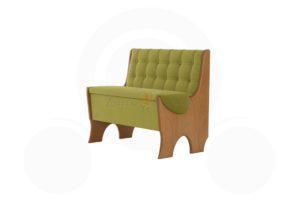 прямой кухонный диван Серж 3