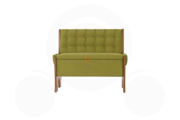прямой кухонный диван Серж 4
