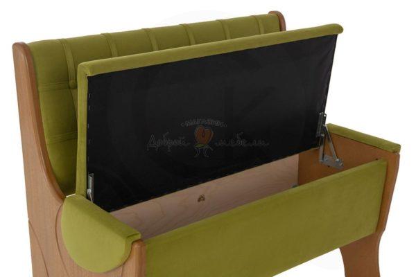 прямой кухонный диван Серж 6