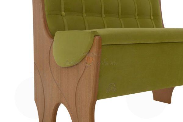 прямой кухонный диван Серж 7