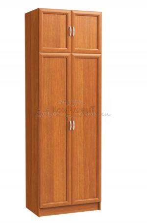 шкаф двухдверный распашной 2400 с антресолью