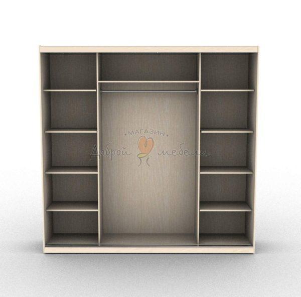 шкаф купе 4 базовое