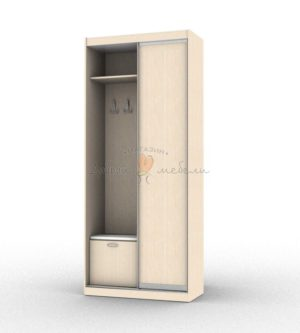 шкаф купе МТ 1 1 1