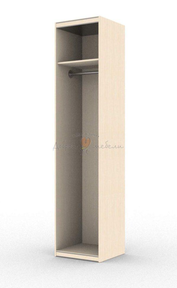 шкаф одностворчатый штанга