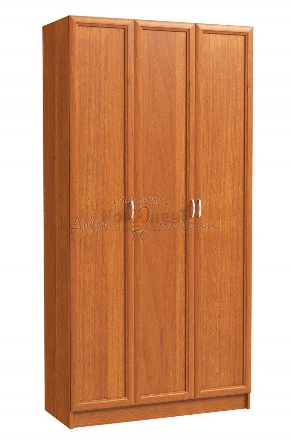 шкаф распашной 3х дверный 2400