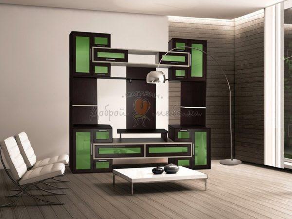 стенка в гостиную Блиц 6