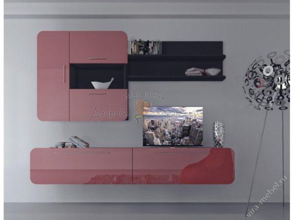 стенка в гостиную Модерн 10