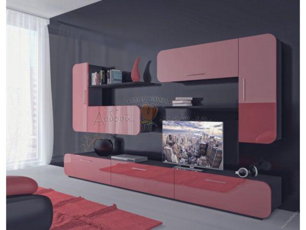 стенка в гостиную Модерн 3
