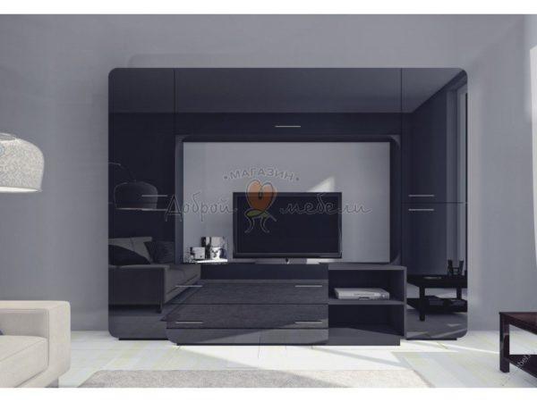 стенка в гостиную Модерн 6