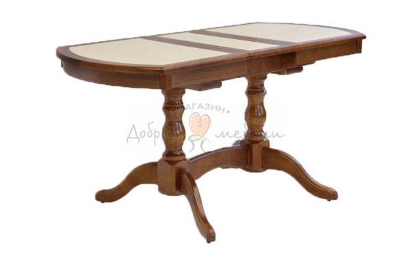 стол деревянный Илья 2 1