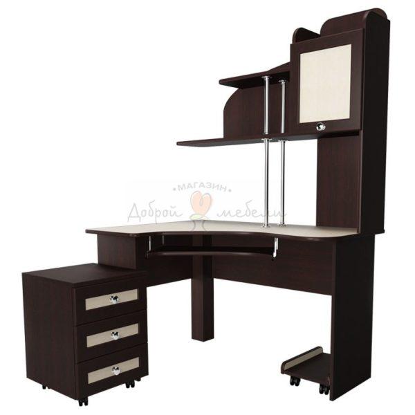 """Компьютерный стол """"Мебелайн-14"""""""