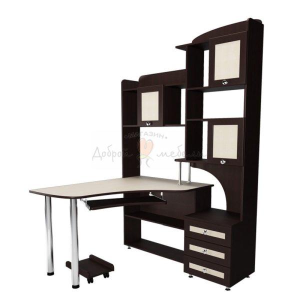 """Компьютерный стол """"Мебелайн-19"""""""