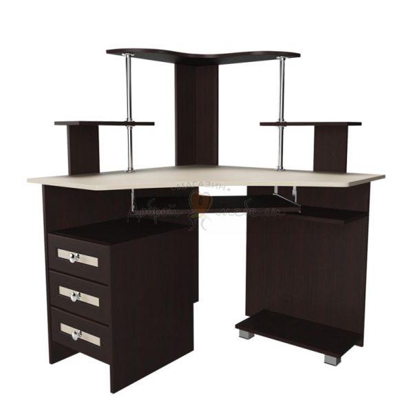 """Компьютерный стол """"Мебелайн-34"""""""