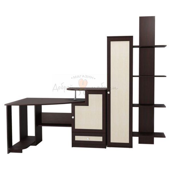 """Компьютерный стол """"Мебелайн-6"""""""