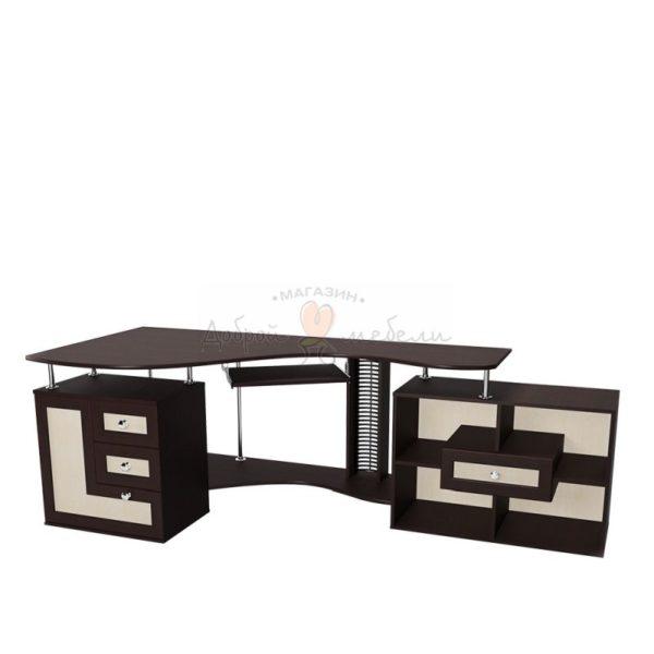 """Компьютерный стол """"Мебелайн-9"""""""