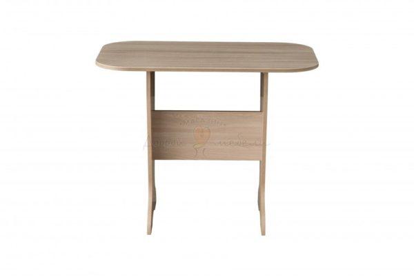 стол обеденный со столеш. Постформинг