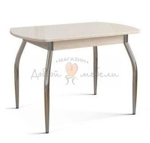 стол со стеклом Вальс 1