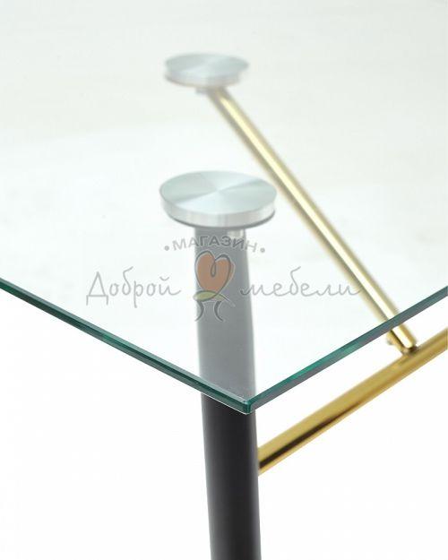 стол стеклянный Gold 1