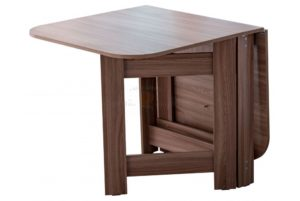 стол тумба овальный узкий 1