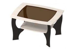 стол журнальный СЖ 14 со стеклом