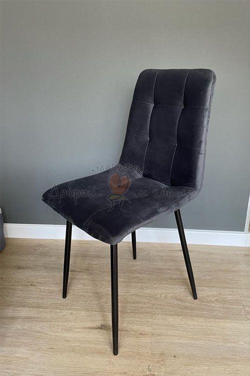 стул ЧИК черный