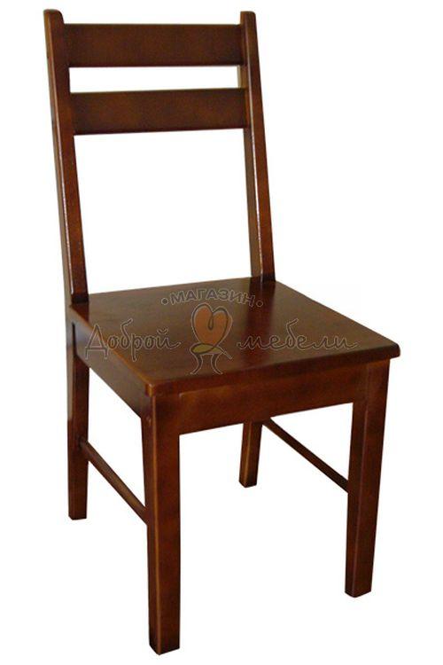стул деревянный № 4