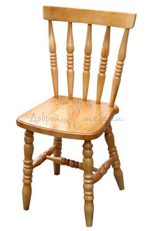 стул деревянный № 6 жесткий