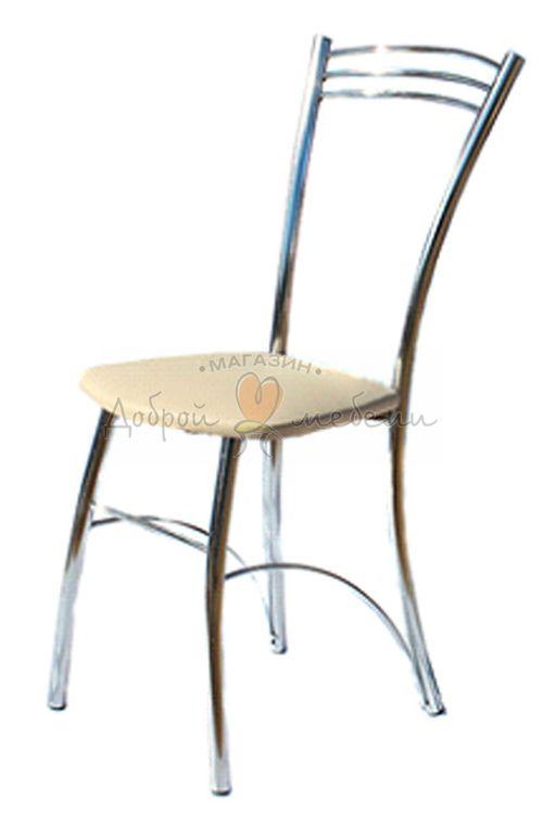 стул металлический фиалка
