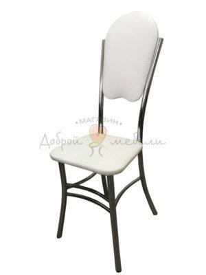 стул металлический ландыш 2