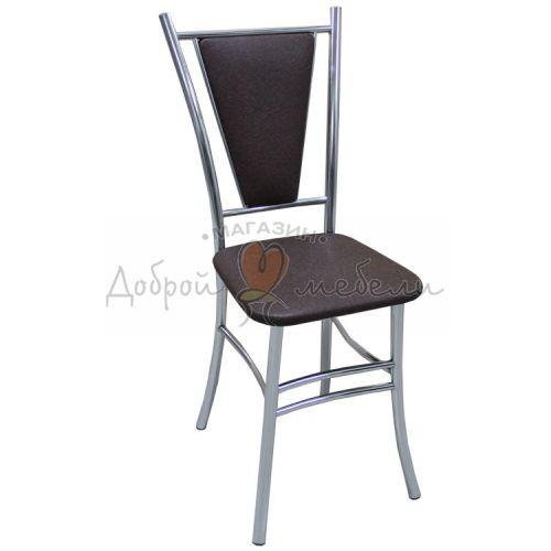 стул металлический лилия
