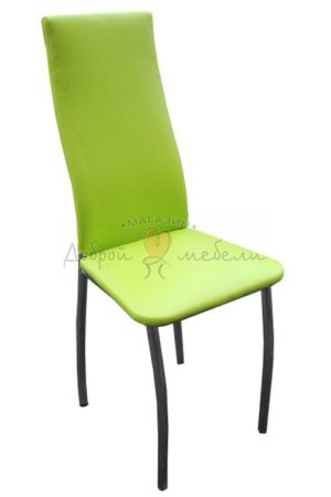 стул металлический пион 2