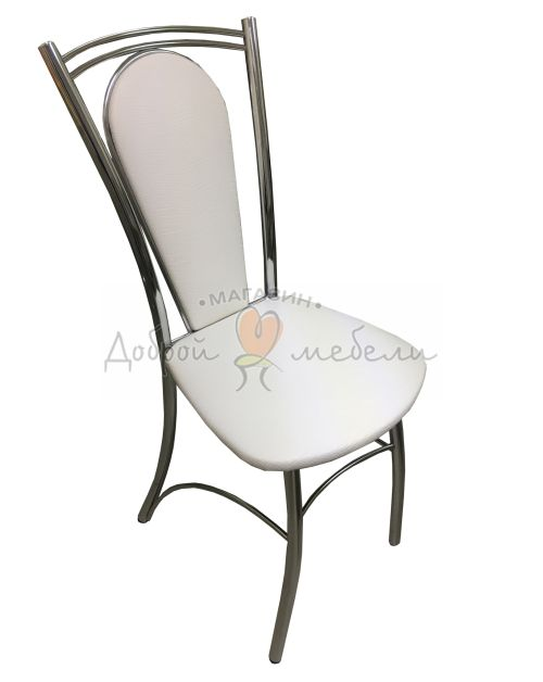 стул металлический ромашка