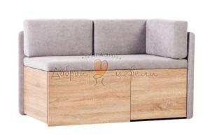 угловой диван для кухни Бартон