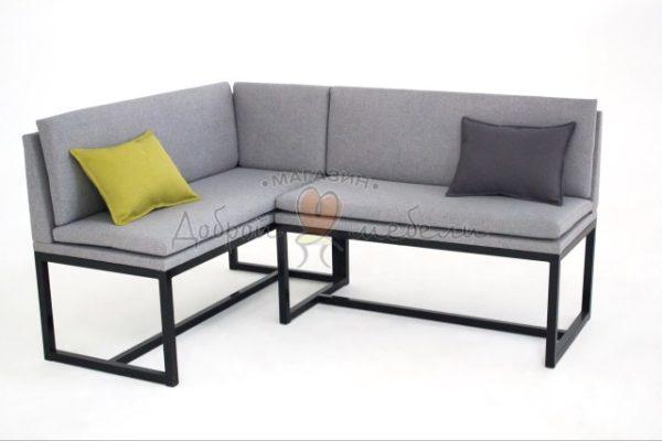 угловой диван для кухни Бонн