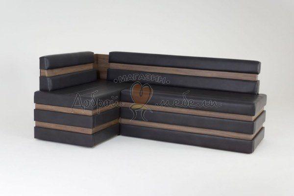 угловой диван для кухни Фостер