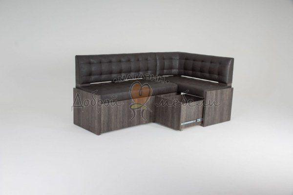 угловой диван для кухни Гамбург