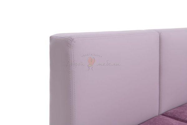 угловой диван для кухни Лион 4