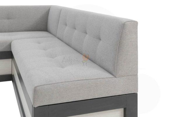 угловой диван для кухни Нойс 5