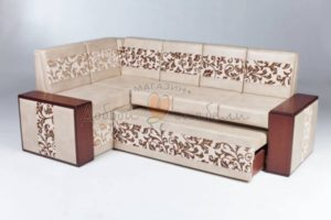 угловой диван для кухни Остин Т