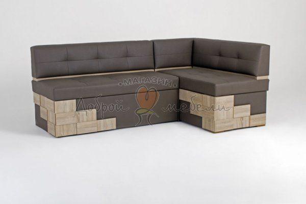 угловой диван для кухни Редвиг