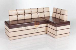 угловой диван для кухни Рио