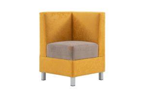угловой элемент дивана для кухни Лион 6