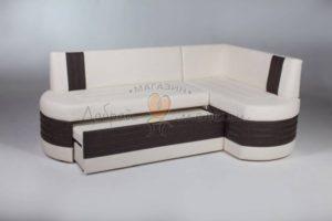 угловой кухонный диван Чикаго