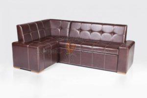 угловой кухонный диван Мадрид