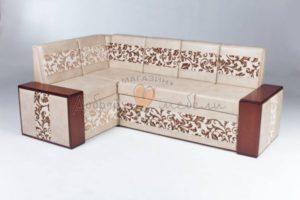 угловой кухонный диван Остин Т