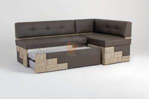 угловой кухонный диван Редвиг