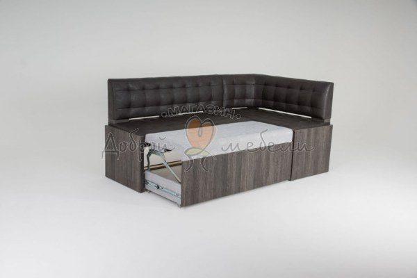 угловой кухонный диван со спальным местом Гамбург